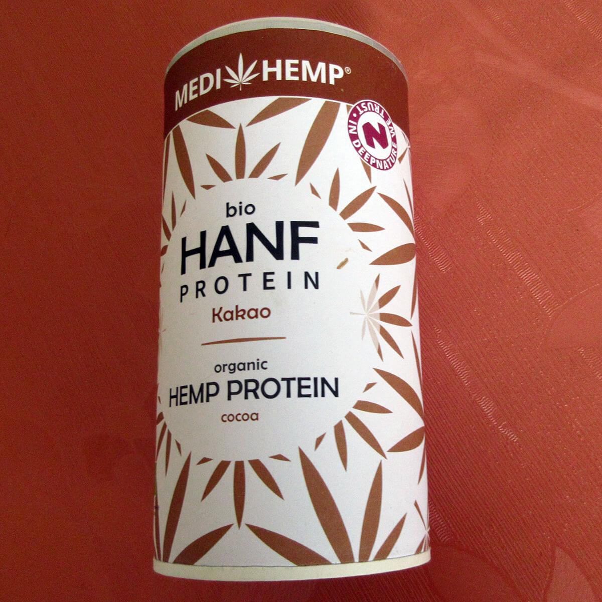 N. Gergely - Medihemp kakaós kender protein