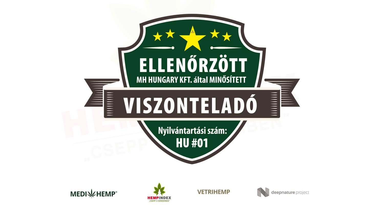Medihemp első, hivatalos magyarországi viszonteladója lett a Hempindex!
