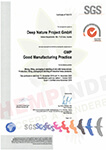 Medihemp GMP (Good Manufacturing Practice)